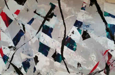 Malerei aus dem kreativen Atelierkurs