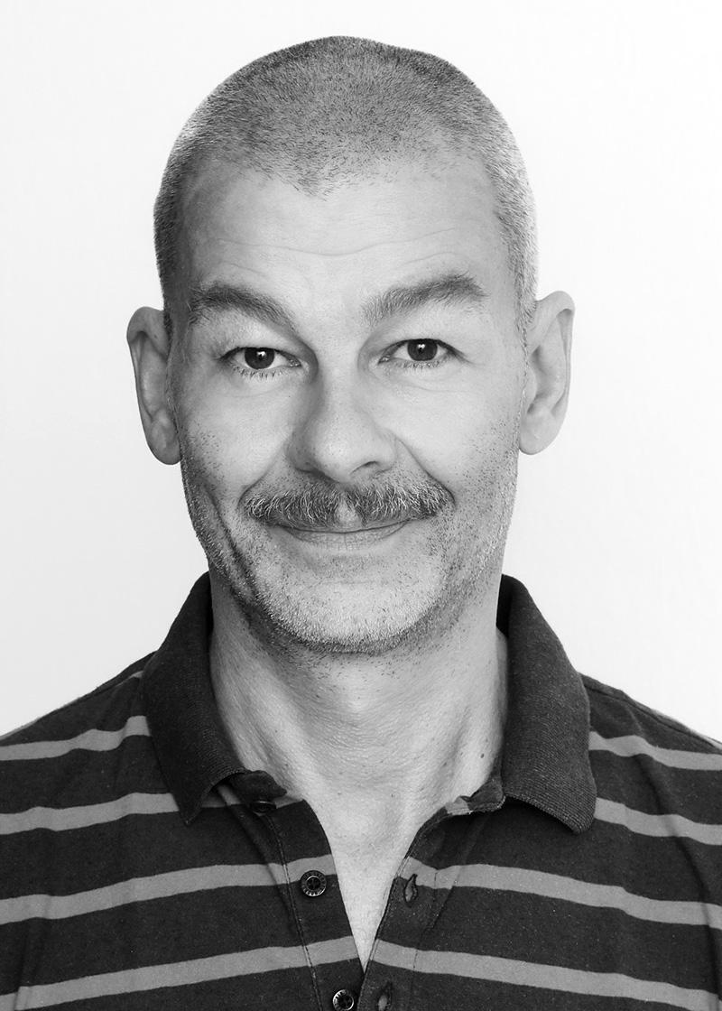 Portrait Uli Dirkorte