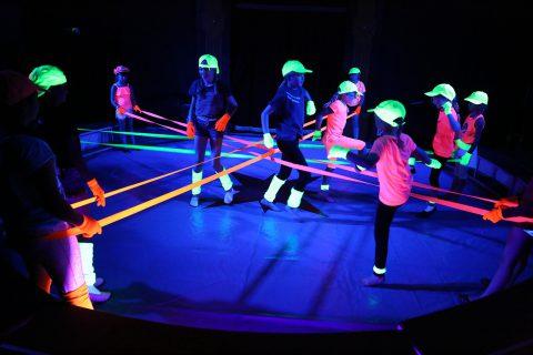 Zirkus-Revue