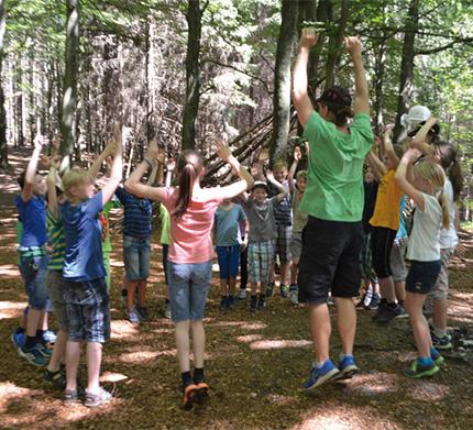 Fun and Action - Erlebnispädagogische Ferienfahrt