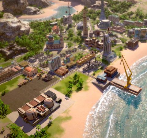 Medien- und Kreativpädagogisches Projekt mit dem Computerspiel Tropico