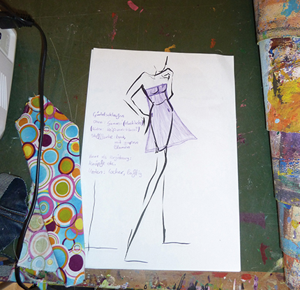 Ferienprogramm kreaonline for Kurs modedesign