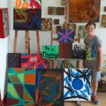 Krea Kultur Sommer 2017 - Mal und Bildhauerei
