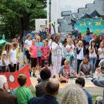 Kultur-Ferien 2017: Around the world - Workshop. Im Rahmen des Kulturrucksack NRW