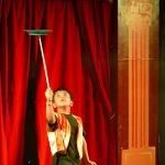 Zirkus Zappzarap - Zirkusprojekt der Kreativitätsschule Berg. Gladbach