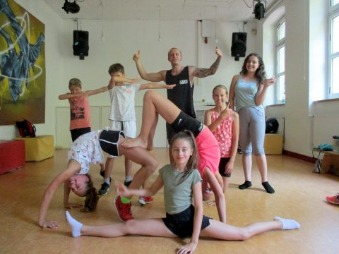 Krea-Kultur-Sommer - Tanz Workshop