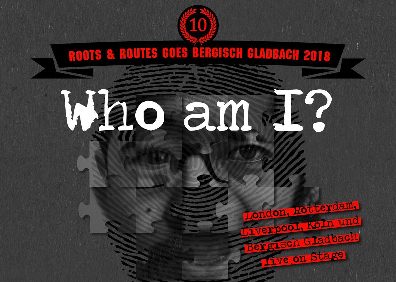 Who am I? – Die Bühnenshow
