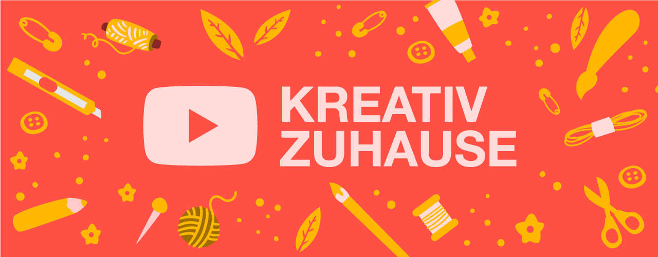 Kreativ Zuhause - YouTube Turorials