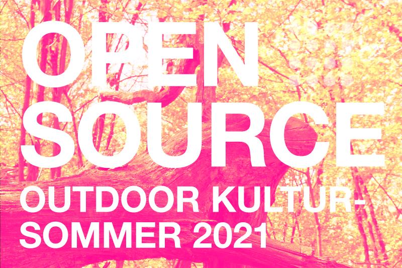 Open Souce Krea-Kultur-Sommer 2021