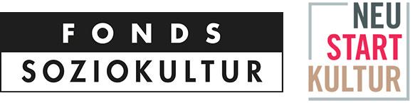 Logo Fonds Soziokultur - Neustart Kultur