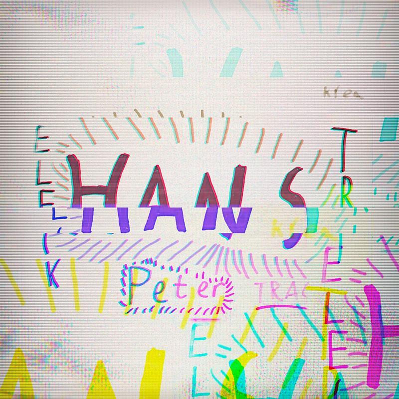 Audio-Cover - Elecktrick-Track von Hans Peter