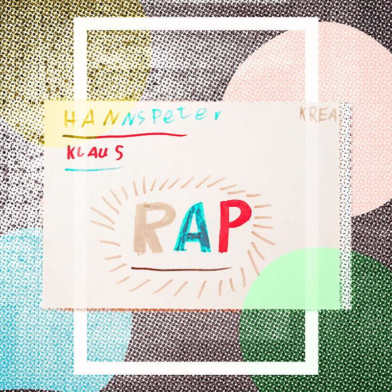 Audio-Cover zu RAP von Hans Peter & Klaus